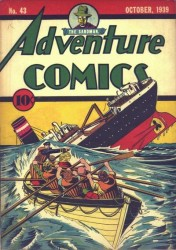 Adventure Comics #43