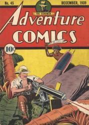 Adventure Comics #45