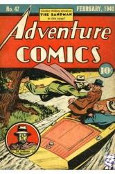 Adventure Comics #47