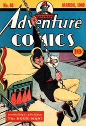 Adventure Comics #48
