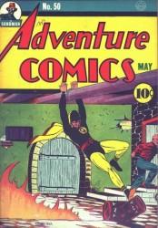 Adventure Comics #50