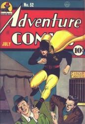 Adventure Comics #52