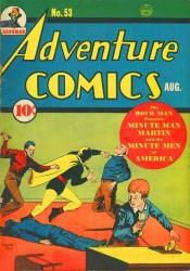 Adventure Comics #53