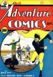 Adventure Comics #54