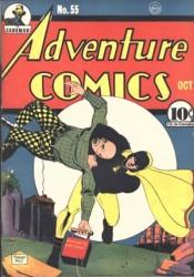 Adventure Comics #55