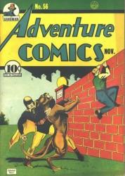 Adventure Comics #56