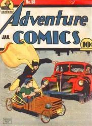 Adventure Comics #58