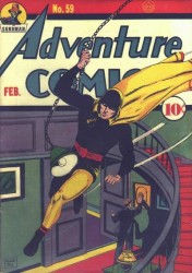 Adventure Comics #59