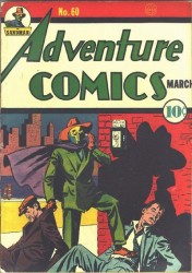 Adventure Comics #60
