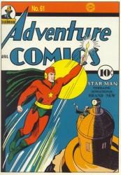 Adventure Comics #61