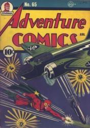 Adventure Comics #65
