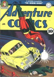 Adventure Comics #70