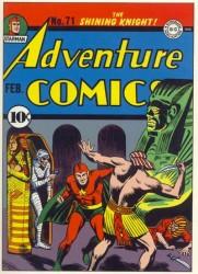 Adventure Comics #71