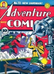 Adventure Comics #72