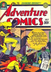 Adventure Comics #76