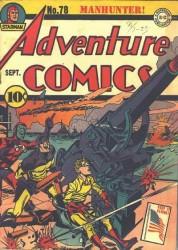 Adventure Comics #78