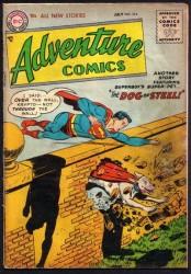 Adventure Comics #214