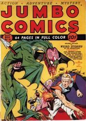 Jumbo Comics #10