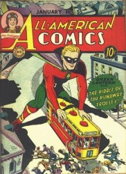 All-American Comics #55