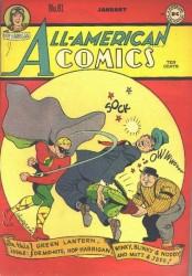 All-American Comics #81