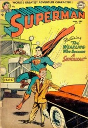 Superman #85