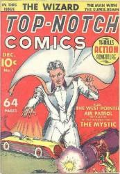 Top Notch Comics #1