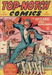 Top Notch Comics #5