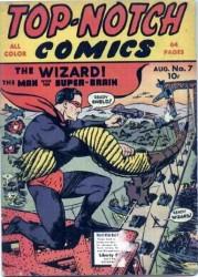 Top Notch Comics #7