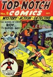 Top Notch Comics #8
