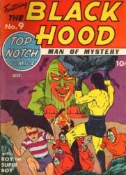 Top Notch Comics #9