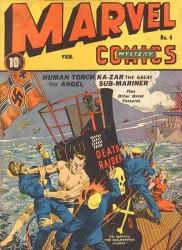 Marvel Mystery Comics #4