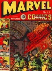 Marvel Mystery Comics #13
