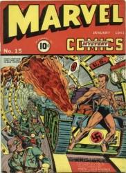Marvel Mystery Comics #15