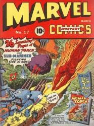 Marvel Mystery Comics #17