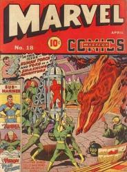Marvel Mystery Comics #18