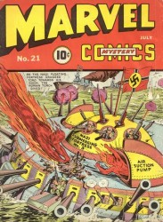 Marvel Mystery Comics #21
