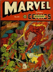 Marvel Mystery Comics #24