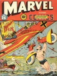 Marvel Mystery Comics #26