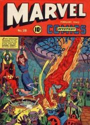 Marvel Mystery Comics #28
