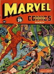 Marvel Mystery Comics #29