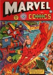 Marvel Mystery Comics #31