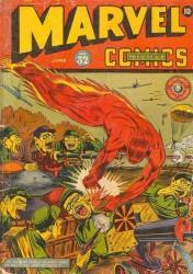 Marvel Mystery Comics #32