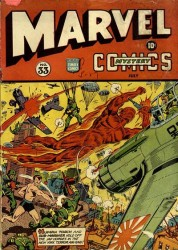 Marvel Mystery Comics #33