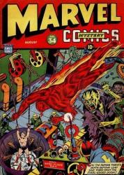 Marvel Mystery Comics #34