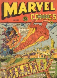 Marvel Mystery Comics #36