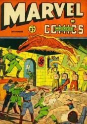 Marvel Mystery Comics #37