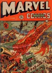 Marvel Mystery Comics #39