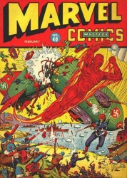 Marvel Mystery Comics #40