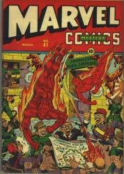 Marvel Mystery Comics #41