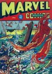 Marvel Mystery Comics #42